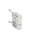 QUICK CONNECT SURGE SUPPRESSOR, FOR BG SERIES MINI-CONTACTORS, ≤48VAC/DC (VARISTOR)