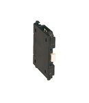 Contact auxiliar FOR FRONT LATERAL MOUNTING. FASTON TERMINALS, FOR BF SERIES CONTACTORS, 1NO OR 1NC REVERSIBLE