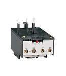 Releu termic protectie motor, eroare lipsa faza, fazare . tripolar, resetare automata. Montaj direct pe BG06, BG09, BG12 MINI-CONTACTORS, 0.2…0.33A