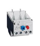 Releu termic protectie motor, eroare lipsa faza, fazare . tripolar, Resetare automata sau manauala. Montaj direct pe BF09 - BF38 CONTACTORS, 2.5…4A