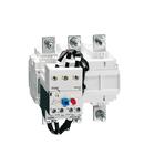 Releu termic protectie motor, Fara eroare lipsa faza,fazare. tripolar, Resetare automata sau manauala, 90…150A