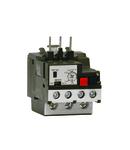 Releu termic protectie motor, PHASE FAILURE SENSITIVE. tripolar, Resetare automata sau manauala. Montaj direct pe BG06, BG09, BG12 MINI-CONTACTORS, 0.16…0.25A
