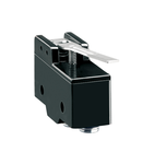 PLASTIC MICRO SWITCH, K SERIES, METAL LEVER. 63MM/2.48IN LONG FLAT LEVER, CONTACTS 1NO/NC. SCREW TERMINALS