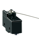 PLASTIC MICRO SWITCH, K SERIES, METAL LEVER. 168,3MM/6.63IN LONG FLAT CYLINDRICAL LEVER, CONTACTS 1NO/NC. FASTON TERMINALS