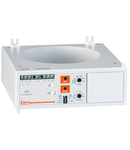 EARTH LEAKAGE RELAY WITH 1 OPERATION THRESHOLD, COMPACT PANEL MOUNT. CT INCORPORATED, 110VAC/DC-240VAC-415VAC