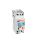 Contor monofazat, NON EXPANDABLE, DIGITAL WITH BACKLIGHT LCD DISPLAY, 63A DIRECT CONNECTION, 2U, M-BUS INTERFACE, MULTI-MEASUREMENTS, 220...240VAC