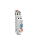 Contor monofazat, MID CERTIFIED, NON EXPANDABLE, 40A DIRECT CONNECTION, 1U, 1 PROGRAMMABLE STATIC OUTPUT, MULTI-MEASEREMENTS, 230VAC