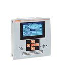 AUTOMATIC POWER FACTOR CONTROLLER, DCRG SERIES, 8 STEPS, EXPANDABLE UP TO 24 STEPS FOR CAPACITIVE REACTIVE POWER FACTOR CORRECTION