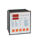 AUTOMATIC POWER FACTOR CONTROLLER, DCRJ SERIES, 8 STEPS