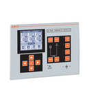 CONTROL OF MAINS, AUTOMATIC TRANSFER SWITCHING (ATS), AND PARALLELING ON MULTIPLE GENERATORS CONTROLLED BY RGK 900SA. 12/24VDC, GRAPHIC LCD, WITH RS485 PORT AND USB/OPTICAL AND WI-FI POINT PROGRAMMING PORT. EXPANDABLE WITH EXP… MODULES