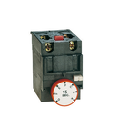 DELAYED Contact auxiliar 1NO + 1NC (PNEUMATIC OPERATION) ON DE-ENERGISATION FOR FRONT CENTRE MOUNTING. SCREW TERMINALS, FOR BF SERIES CONTACTORS, 15S