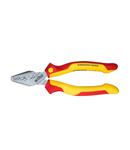 "Cleste sertizare Professional electric 180 mm | 7 "" / 0,25-16 ²"