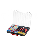 Stripping and crimping tool set 4-pcs.