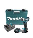Masina de insurubat cu impact cu acumulatori Makita TW141DSME