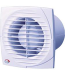 Ventilator axial 100mm cu timmer , intrerupator pe fir si senzor de umiditate  Vents