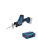 Ferastrau sabie cu acumulatori Bosch GSA 18 V-LI C, L-Boxx - SOLO