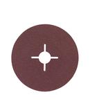 Disc de șlefuire cu fibre R444 Bosch Expert for Metal 125mm, G100