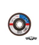 Disc de slefuire evantai X551 BOSCH 115mm, G60