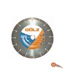 Disc diamantat universal 125mm GOLZ DS 30-125