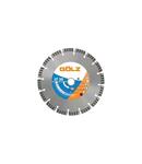 Disc diamantat beton Turbo 150mm GOLZ LT 30-150