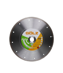 Disc diamantat GOLZ SlimFast 200 x 25.4 mm