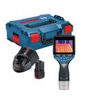 Camera pentru termoviziune Bosch GTC 400 C acum.1,5 Ah L-BOXX