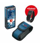 Telemetru cu laser Bosch GLM 50 C Cadou: Bratara de fitness