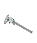 Subler cu ceas pentru masurari interioare/exterioare 0 - 200 mm INSIZE 1312-200A
