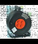 DERULATOR MAK-4 3X1.5 40M CU PROTECTIE TERMICA