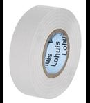 Banda PVC 19 M (0,15mm x 19mm) ALB