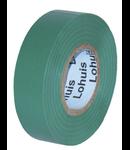 Banda A¸ PVC 19 M (0,15mm x 19mm) Verde