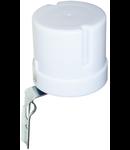 Senzor crepuscular  cu Fotocelula de mare putere (25Amp)