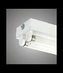 Lampa fluorescenta simpla 2x58W Brilux