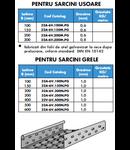 Pat metalic 150x60 tabla