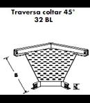 TRAVERSA COLTAR 45GR PENTRU PAT METALIC 300 MM