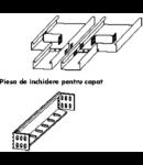 Element de capat sau reductie -pat 400mm