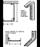 Suport unghiular de sprijin L-500mm
