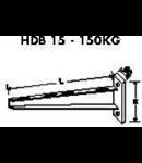 Suport perete  150kg 600mm
