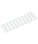 WMB marking card; as card; not stretchable; plain; snap-on type; white