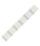 Self-laminating labels; for Smart Printer; 15 x 22 mm; white