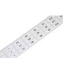 Labels; for Smart Printer; 9.5 x 25 mm; white