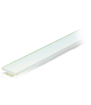 Marking strips; for self-marking; plain; Self-adhesive; transparent