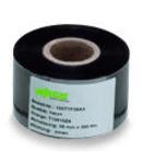 Thermal transfer ink ribbon; for TP 298/TP 343; black