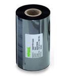 Thermal transfer ink ribbon; for TP 298/TP 343; only for paper labels; black