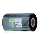 Thermal transfer ink ribbon; for TP 298/TP 343; for polyester labels; black