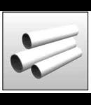 Tub rigid diametru 50mm PVC