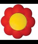 Intrerupator 16a galben-rosu floare
