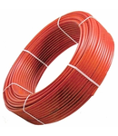 Tub polietilena  Halogen Free / ignifugat 25mm/750N  Orange