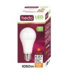 HEDA -Sursa de iluminat - STANDARD HD102 A60 12W E27 2700K