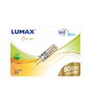LUMAX- Sursa de iluminat BULB / CAP LL145 1W G4 3000K